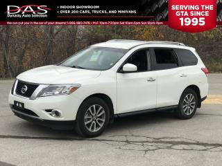 Used 2016 Nissan Pathfinder SV 4X4 REAR VIEW CAMERA/7 PASSENGER for sale in North York, ON