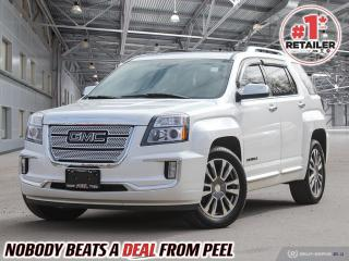 Used 2016 GMC Terrain Denali for sale in Mississauga, ON