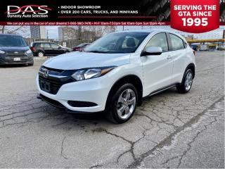 Used 2016 Honda HR-V LX AWD REAR CAMERA/HEATED SEATS for sale in North York, ON
