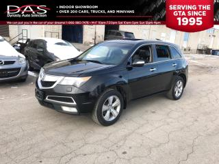 Used 2011 Acura MDX TECH PKG NAVIGATION/REAR VIEW CAMERA/DVD for sale in North York, ON