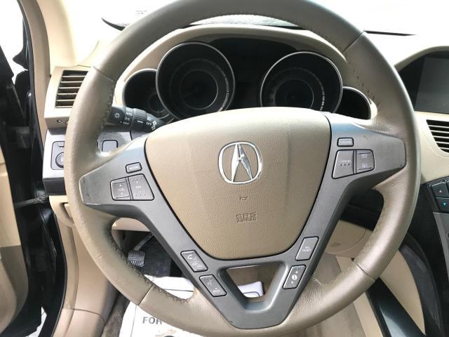 2009 Acura MDX TECH PKG NAVIGATION/REAR CAMERA/7 PASSENGER Photo13