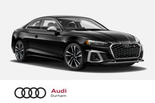 Used 2021 Audi S5 Coupe 3.0T quattro Technik | Black Optics | Demo for sale in Whitby, ON