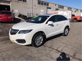 Used 2016 Acura RDX TECH PKG AWD NAVIGATION/REAR VIEW CAMERA for sale in North York, ON