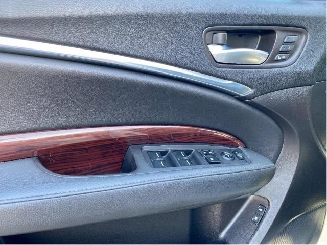 2016 Acura MDX NAV PKG AWD NAVI/7 PASS/LANE DEPART/BLIND SPOT Photo12