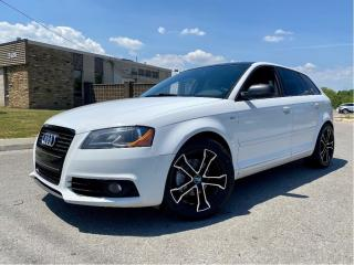 Used 2013 Audi A3 TDI Progressiv S-LINE PANO ROOF/LEATHER for sale in North York, ON