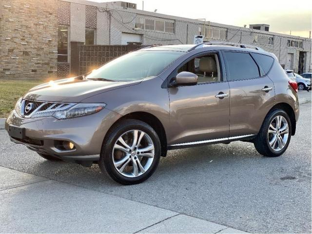 2012 Nissan Murano LE AWD LEATHER/PANORAMIC ROOF/REAR CAMERA Photo1