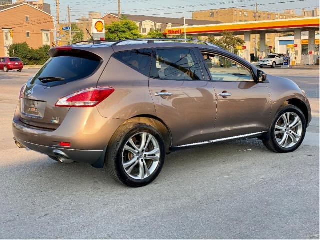 2012 Nissan Murano LE AWD LEATHER/PANORAMIC ROOF/REAR CAMERA Photo5