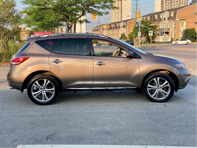 2012 Nissan Murano LE AWD LEATHER/PANORAMIC ROOF/REAR CAMERA Photo6
