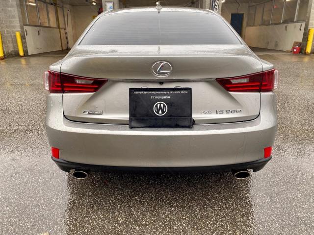 2016 Lexus IS 300 F-SPORT AWD NAVIGATION/REAR VIEW CAMERA Photo2