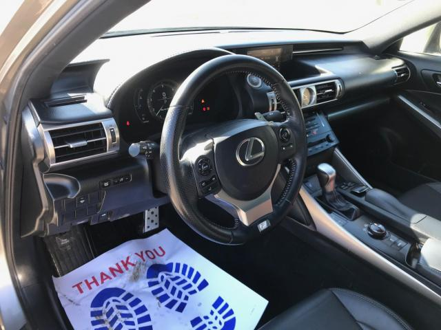 2016 Lexus IS 300 F-SPORT AWD NAVIGATION/REAR VIEW CAMERA Photo11