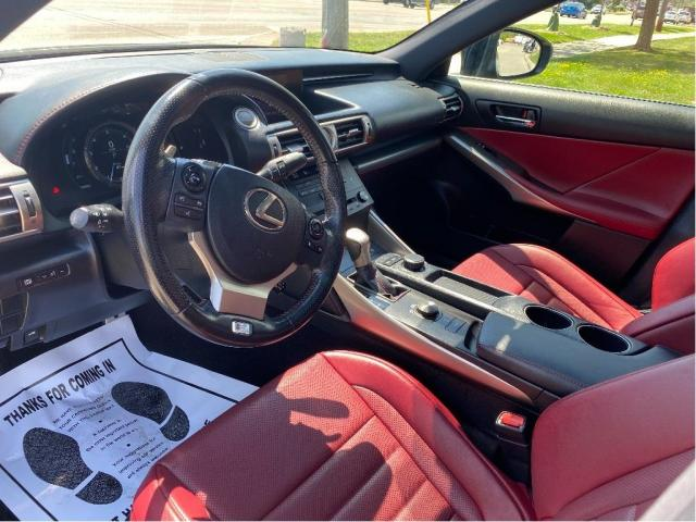 2016 Lexus IS 300 F-SPORT PKG AWD LEATHER/SUNROOF/67K Photo10