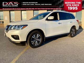 Used 2017 Nissan Pathfinder SL 4X4 NAVIGATION/360 CAMERA/PANORAMIC ROOF for sale in North York, ON