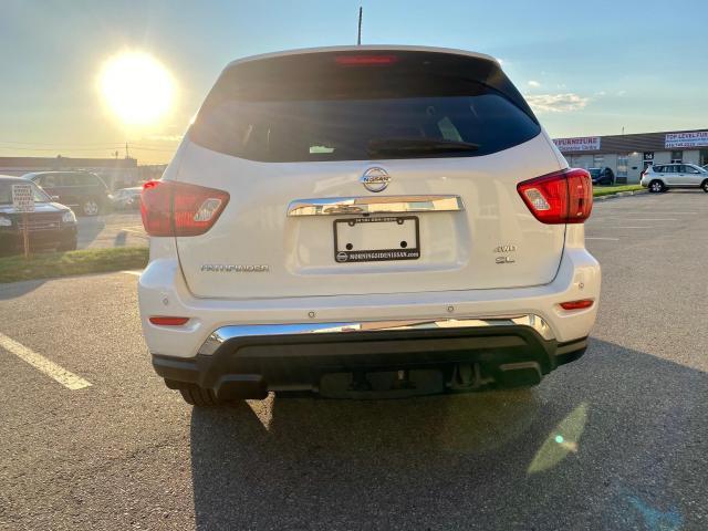 2017 Nissan Pathfinder SL 4X4 NAVIGATION/360 CAMERA/PANORAMIC ROOF Photo5