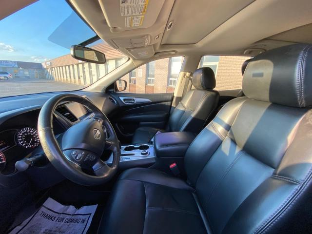 2017 Nissan Pathfinder SL 4X4 NAVIGATION/360 CAMERA/PANORAMIC ROOF Photo10
