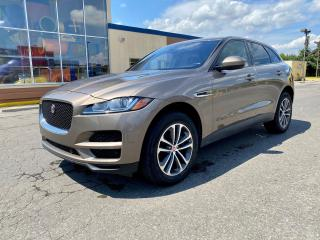 Used 2017 Jaguar F-PACE PREMIUM 20D Diesel  AWD NAVIGATION/REAR CAMERA/PAN for sale in North York, ON