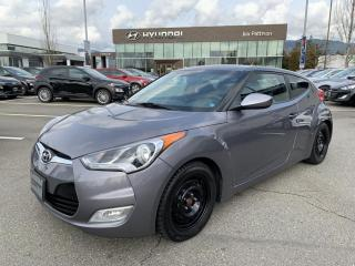 Used 2012 Hyundai Veloster Base (M6), Local for sale in Port Coquitlam, BC