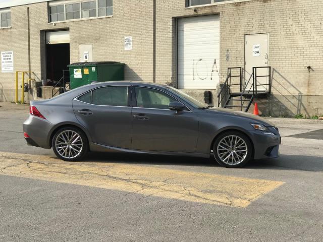 2016 Lexus IS 300 AWD LEATHER/SUNROOF/PUSH TO START Photo4