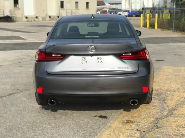 2016 Lexus IS 300 AWD LEATHER/SUNROOF/PUSH TO START Photo6