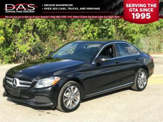 Used 2016 Mercedes-Benz C-Class C300 4MATIC NAVIGATION/PANORAMIC ROOF for sale in North York, ON