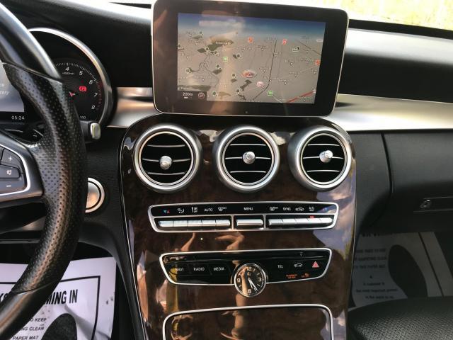 2016 Mercedes-Benz C-Class C300 4MATIC NAVIGATION/PANORAMIC ROOF Photo13