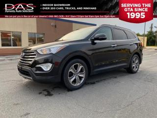 Used 2014 Hyundai Santa Fe XL LUXURY 3.3 LEATHER/PANORAMIC SUNROOF/6 PASS for sale in North York, ON