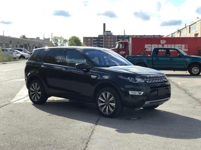 2017 Land Rover Discovery SPORT HSE LUXURY NAVIGATION/PANO ROOF/REAR VIEW CA Photo3