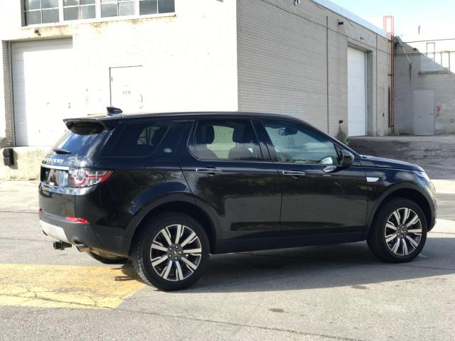 2017 Land Rover Discovery SPORT HSE LUXURY NAVIGATION/PANO ROOF/REAR VIEW CA Photo5