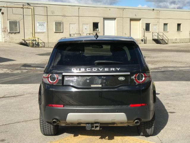 2017 Land Rover Discovery SPORT HSE LUXURY NAVIGATION/PANO ROOF/REAR VIEW CA Photo6