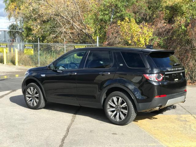 2017 Land Rover Discovery SPORT HSE LUXURY NAVIGATION/PANO ROOF/REAR VIEW CA Photo7