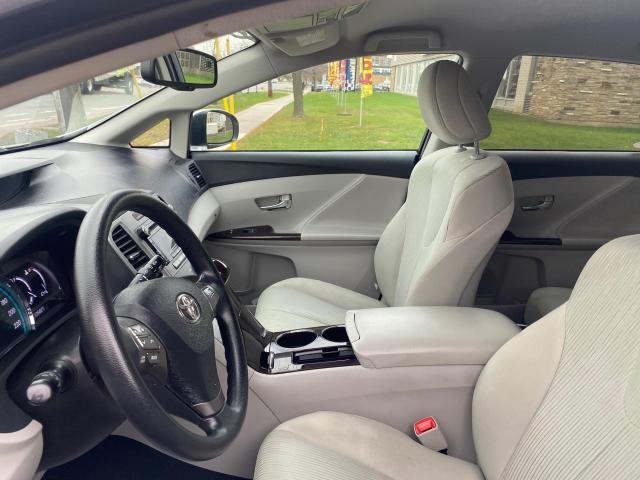 2012 Toyota Venza V6 AWD REAR VIEW CAMERA Photo10