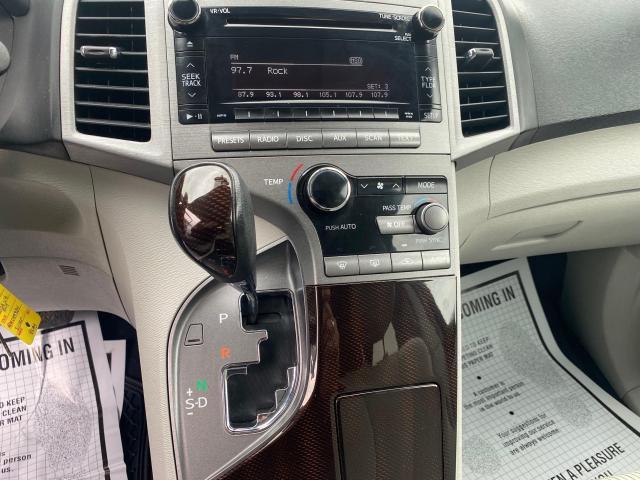 2012 Toyota Venza V6 AWD REAR VIEW CAMERA Photo11
