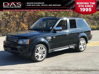 Used 2012 Land Rover Range Rover Sport HSE LUXURY NAVIGATION/SUNROOF/LEATHER for sale in North York, ON