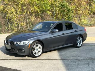 Used 2018 BMW 3 Series 330I XDRIVE M PKG NAVIGATION/REAR CAMERA for sale in North York, ON