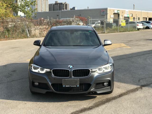 2018 BMW 3 Series 330I XDRIVE M PKG NAVIGATION/REAR CAMERA Photo2