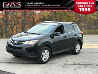 Used 2015 Toyota RAV4 LE AWD REAR VIEW CAMERA for sale in North York, ON