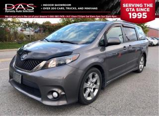 Used 2011 Toyota Sienna SE Sport Sunroof/Power Doors/Camera for sale in North York, ON