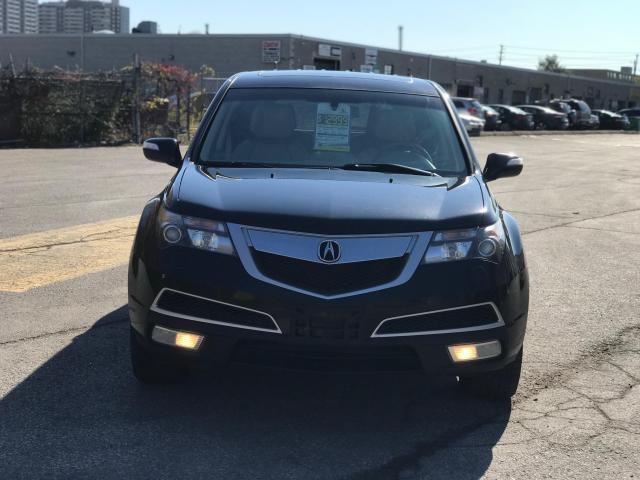 2012 Acura MDX Tech Pkg Navigation/DVD/Sunroof/Camera Photo2