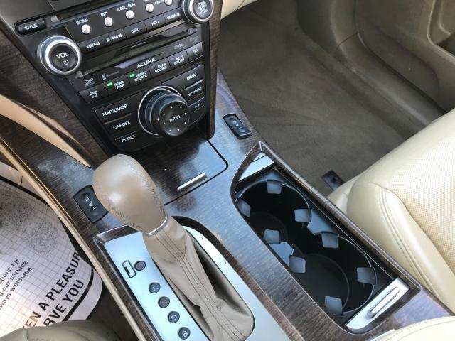 2012 Acura MDX Tech Pkg Navigation/DVD/Sunroof/Camera Photo11