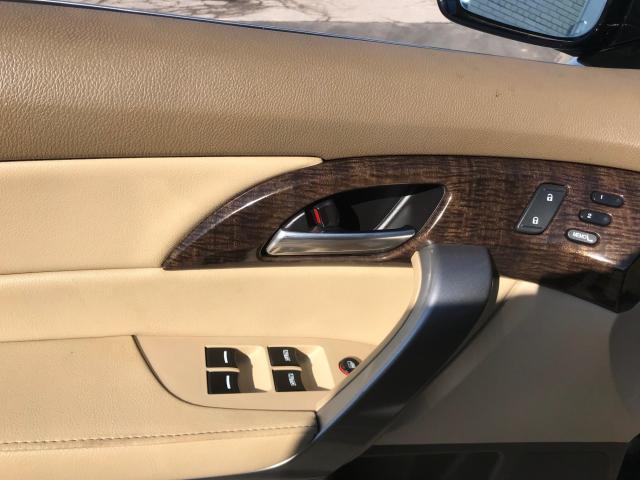 2012 Acura MDX Tech Pkg Navigation/DVD/Sunroof/Camera Photo15