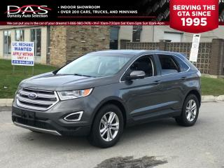 Used 2016 Ford Edge SEL AWD NAVIGATION/LEATHER/PANO SUNROOF/CAMERA for sale in North York, ON