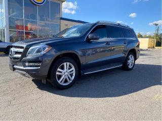 Used 2013 Mercedes-Benz GL-Class GL450 4MATIC NAVIGATION/REAR VIEW CAMERA/7 PASS for sale in North York, ON