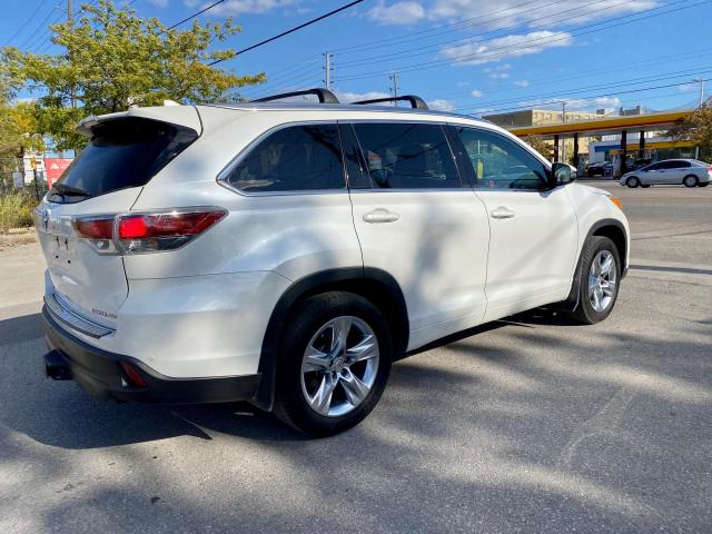 2016 Toyota Highlander LIMITED AWD NAVIGATION/PANORAMIC ROOF/LEATHER Photo4