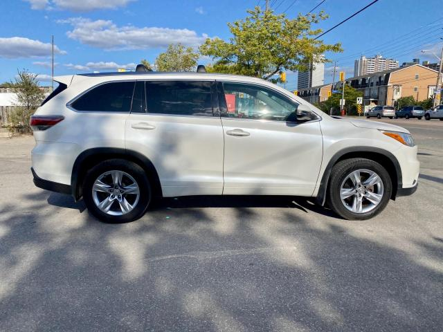 2016 Toyota Highlander LIMITED AWD NAVIGATION/PANORAMIC ROOF/LEATHER Photo5