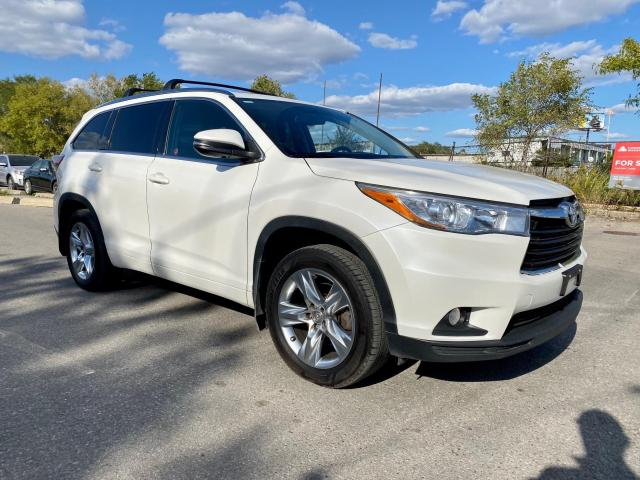 2016 Toyota Highlander LIMITED AWD NAVIGATION/PANORAMIC ROOF/LEATHER Photo6