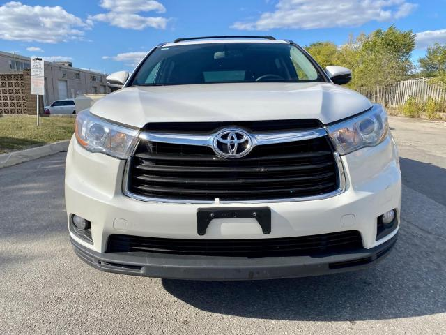 2016 Toyota Highlander LIMITED AWD NAVIGATION/PANORAMIC ROOF/LEATHER Photo7