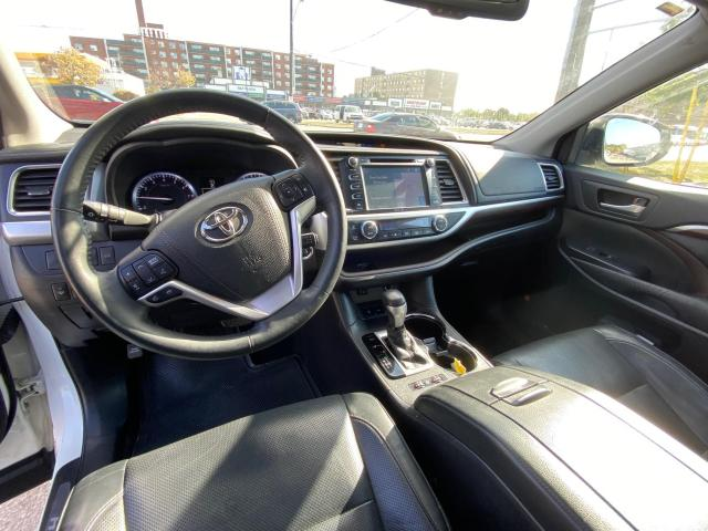 2016 Toyota Highlander LIMITED AWD NAVIGATION/PANORAMIC ROOF/LEATHER Photo11