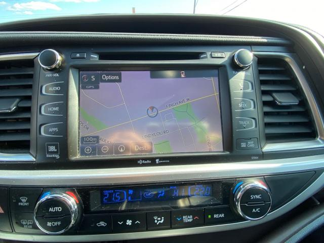 2016 Toyota Highlander LIMITED AWD NAVIGATION/PANORAMIC ROOF/LEATHER Photo12