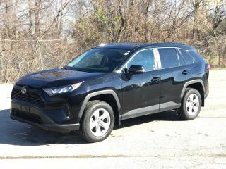 Used 2019 Toyota RAV4 LE AWD REAR VIE CAMERA/HEATED SEATS for sale in North York, ON