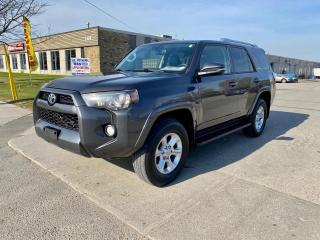 Used 2018 Toyota 4Runner SR5 4X4 NAVIGATION/REAR CAMERA/7 PASS for sale in North York, ON