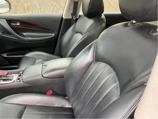 2015 Infiniti QX50 Premium Pkg  AWD Sunroof/Leather/Camera Photo10
